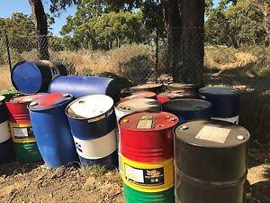 205ltr drums Forrestfield Kalamunda Area Preview