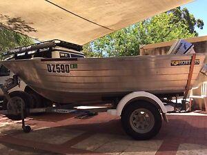 Horizon 375 Aluminium Boat / Tinnie Subiaco Subiaco Area Preview