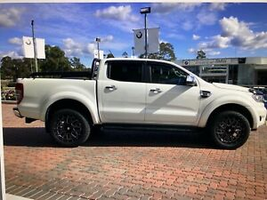 2019 Ford Ranger Xlt 2.0 (4x4) 10 Sp Automatic Double Cab P/up