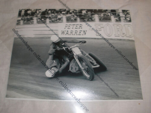 Motorcycle sidecar Racing Photograph Vintage
