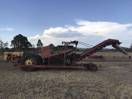 Beetroot/carrot harvester Lowood Somerset Area Preview