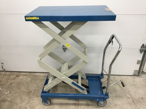 BAILEIGH - INDUSTRIAL  B-CARTX2 Scissor Lift Car