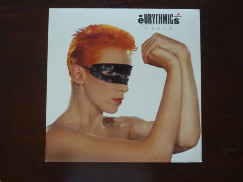Eurythmics Touch LP Record Photo Flat 12x12 Poster