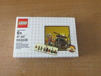 LEGO 5004419 Classic Knights Minifigure Sealed Rare Castle Black Falcon