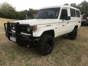 '93 75 Series Landcruiser Troopy Harvey Harvey Area Preview
