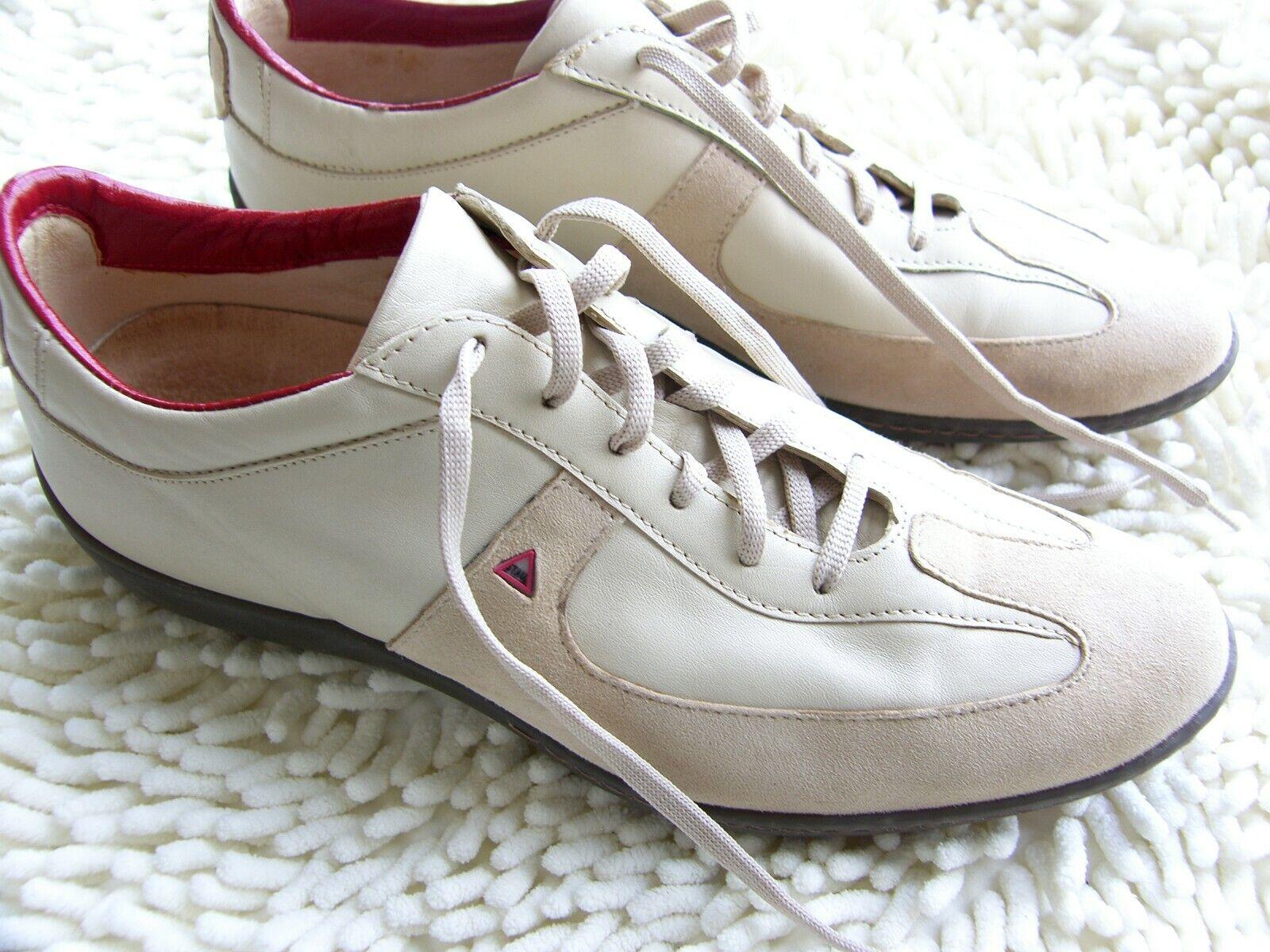 8) Damen LUXUS Halbschuhe/Sneaker/Wanderschuhe Gr 38- 25 cm sehr guter Zustand