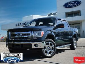 2014 Ford F-150 XTR,TRAILER TOW,SIDE STEPS,ELECT LOCK AXLE