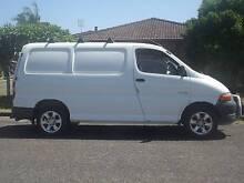 2003 Toyota Hiace Van/Minivan Stuarts Point Kempsey Area Preview