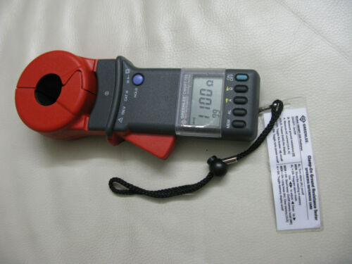 Greenlee CMGRT-100 Clamp On Ground Resistance Tester