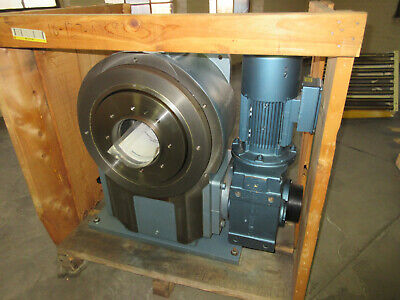Camco Ferguson 1801rd2h64-330 Rotary Table Indexer Drive With Brake Motor - New
