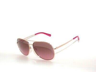 Michael Kors Rodinara MK5009 102614 58 Gold Brown Rose Gradient Sunglasses 5009