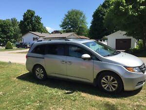 2014 Honda Odyssey exl