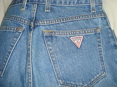 Women's Vintage Guess Jeans Made in USA 29 100% Cotton A Georges Marciano Design