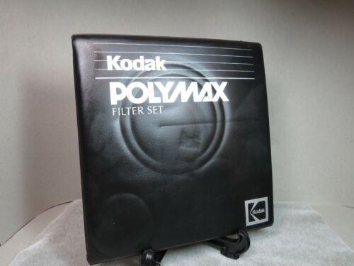 Kodak Polymax Filter Set in Case -1 to 5+ Film Darkroom Developing