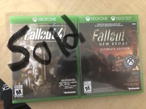 Fallout 4 & New Vegas UE for Xbox One