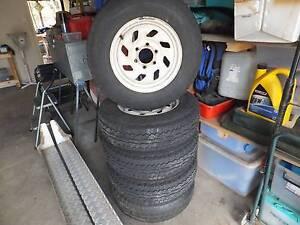 Falken Wildpeak AT tyres & rims Acacia Ridge Brisbane South West Preview