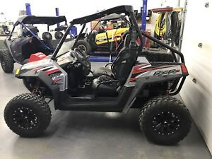 2009 rzr 800s with 2014 engine