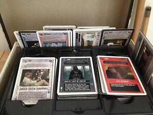 STAR WARS CARDS IN BOX AS PHOTOS Quinns Rocks Wanneroo Area Preview
