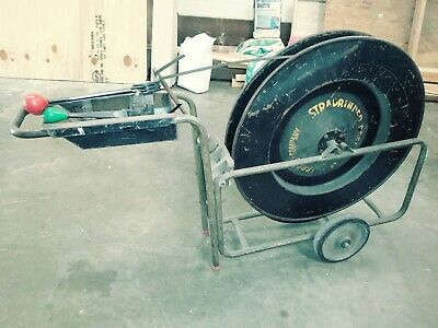 Steel Strapping Cart And Tools Offer -12