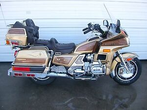 Looking for goldwing