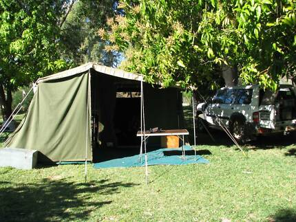 Camper Trailer Customised Cavalier 4x4 - Exceptional Value