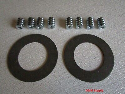 Slip Clutch Friction Disc Rebuild Kit For Tractor Pto Bush Hog Rotary Cutter