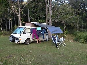 1984 Toyota Hiace pop-top campervan Cairns Cairns City Preview