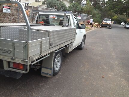 """Aluminium checker plate ute toolboxes for sale"" Black Rock Bayside Area Preview"