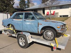 1972 Datsun 510 - project car & parts