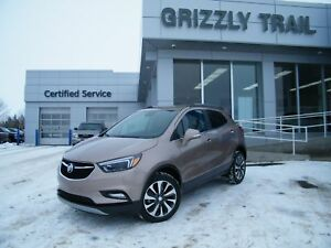 2018 Buick Encore Essence TURBO CHARGED, DIRECT INJECTION  SI...