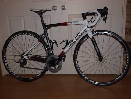 BMC road bike medium 50cm Barden Ridge Sutherland Area Preview