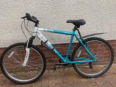 Ladies ApolloTwilight mountain bike for sale