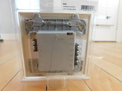 Nib Johnson Controls M300mj Fire Alarm Addressable Monitor Module