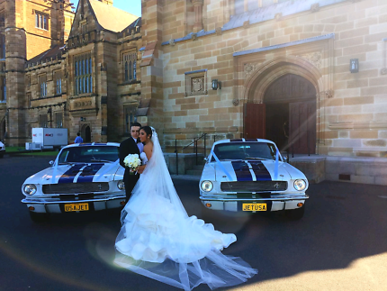 Mustang Moments- Wedding Car Hire