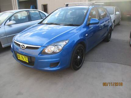 2010 Hyundai i30 SX Hatchback 1.6lt Manual South Nowra Nowra-Bomaderry Preview