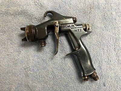 Heavily Used Kremlin Hti Hvlp Paint Spray Gun 0.7 Tip