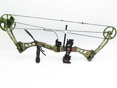 Bear Charge RH Compound Bow