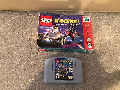 Lego Racers Nintendo 64
