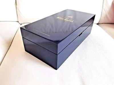 Very Rare LUXURY JOHNNIE WALKER BLUE LABEL CASE / GIFT BOX