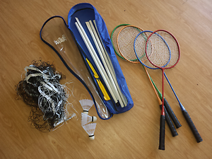 Badminton game Bray Park Pine Rivers Area Preview