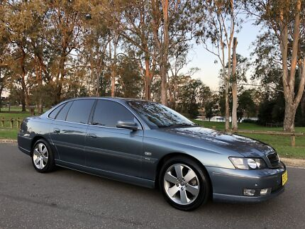 2004 Holden Caprice WL Sedan 5.7L V8 Leather Seats Automatic Moorebank Liverpool Area Preview