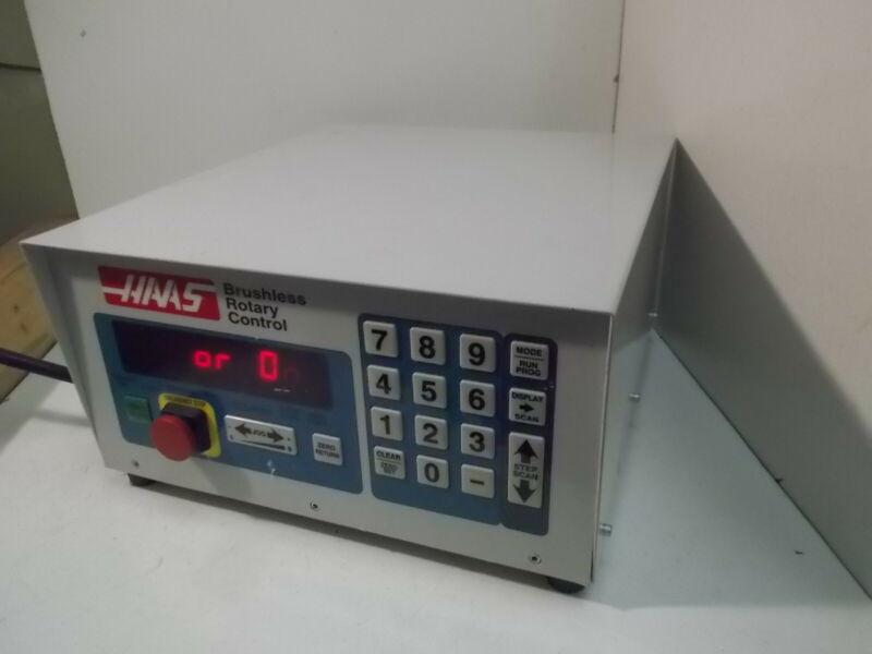 New Haas SCC-AC 175/Servo Control 4th Axis Rotary Control