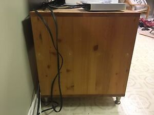 Moving Sale Entertainment Cabinet Must be gone by July 3