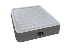 """Intex Airbed with Built-in Electric Pump, Bed Height 13"""", Full"""