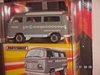 BEST OF MATCHBOX MB734 VOLKSWAGEN T2 BUS