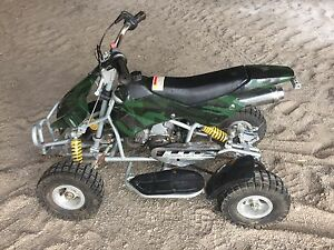 50 cc mini quad
