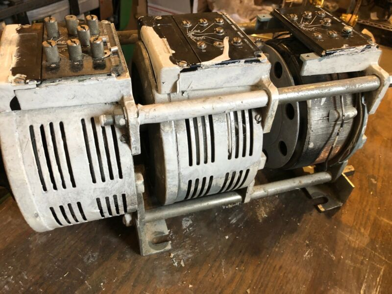 Superior Powerstat 3 Phase Variable Transformer Variac