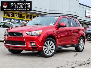 "2011 Mitsubishi RVR GT AWC PANORAMIC ROOF BACK UP CAMERA 18"" RIM"