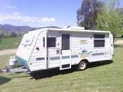Jayco Caravan Tallangatta Towong Area Preview