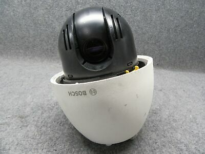 Bosch Autodome Vg4-524-ecs0c Ntsc Ptz Dome Security Camera No Acrylic Tested